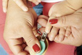 Coupe-ongle bébé