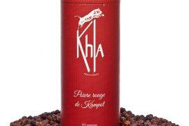 Poivre rouge de Kampot KHLA